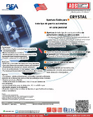 Catalogo BEA Crystal, ADS Puertas y Portones Automaticos