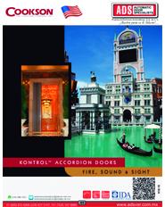 Cookson Cortina Plegable Acordeon, Puertas y Portones Automaticos S.A. de C.V.