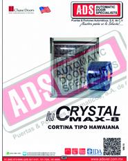 Chase Doors, Cortina Tipo Hawaiana, Puertas y Portones Automaticos S.A. de C.V.