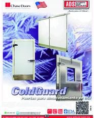 Chase Doors, Puertas de Refrigeración, ADS Puertas & Portones Automaticos S.A. de C.V.