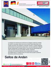 Sellos de Anden Hormann, Puertas y Portones Automaticos S.A. de C.V.