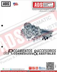 Durawheel Rodamientos & Accesorios, ADS Puertas y Portones Automaticos