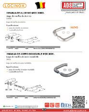 Manija de Aluminio MOD.3006D