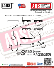 Advanced Plastic Catalogo General Advanced Plastic, ADS Puertas y Portones Automaticos S.A. de C.V.