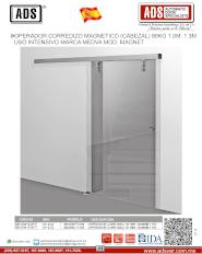 MEDVA, Operador Corredizo Magnetico MOD.MAGNET