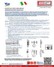Contra Electrica Der-Izq 12VAC 620MA NIK