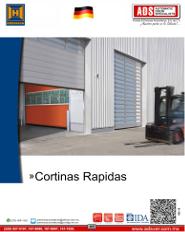 Cortinas Rapidas,ADS,ADS Puertas & Portones Automaticos