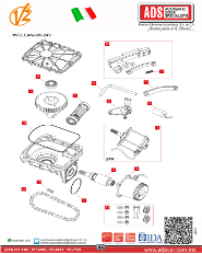 V2 Manual de Instalacion Vulcan-600-24V.pdf, ADS Puertas y Portones Automaticos S.A. de C.V.
