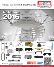 ADS Herrajes para Aluminio & Cristal Templado Catalogo General