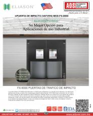 Puerta de Impacto (Vayven) MOD.FX-9000, ADS Puertas y Portones Automaticos S.A. de C.V.
