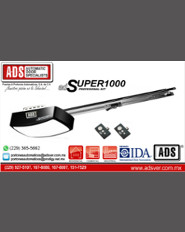 Boletín,Abrepuertas de Garage,SUPER1000,Puertas y Portones Automaticos S.A. de C.V.