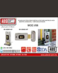 Partes de Reemplazo RD600SC-220V, Puertas y Portones Automaticos S.A. de C.V.