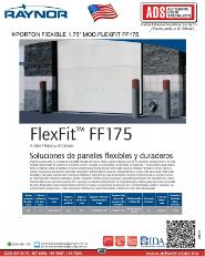 Raynor Portón Flexible 1.75' MOD.FLEXFIT FF175, Puertas y Portones Automaticos S.A. de C.V.