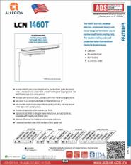 LCN, Catalogo, LCN 1460T