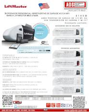 liftmaster T V0915.pdf, T, Puertas y Portones Automaticos S.A. de C.V.