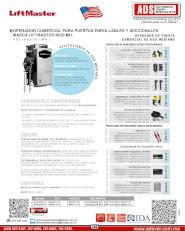 Liftmaster MH V0915.pdf, H, Puertas y Portones Automaticos S.A. de C.V.