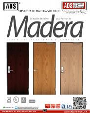 ADS Roper Puerta de Madera Vs Fuego, ADS Puertas & Portones Automaticos S.A. de C.V.