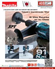 Makita, Taladro MOD.M6501G, ADS Puertas & Portones Automaticos S.A. de C.V.