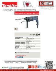 Makita, Rotomartillo Electromecanico MOD.M8700G, ADS Puertas & Portones Automaticos S.A. de C.V.