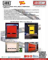Operador Industrial,Operador Industrial MOD.ID200-220V, Puertas y Portones Automaticos S.A. de C.V.