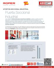 Roper Porton Seccional Industrial