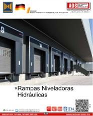 Rampas Niveladoras Hidraulicas, ADS Puertas & Portones Automaticos