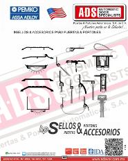 Sellos & Accesorios para Puertas & Portones