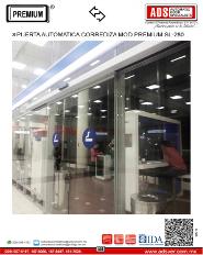 Puerta Automatica Corrediza MOD.PREMIUM SL-280