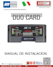 Manual de Instalacion, Manual de Instalacion Abrepuertas de Garage DC1000, Puertas y Portones Automaticos S.A. de C.V.