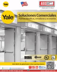 Catalogo Yale Puertas Metalicas & Herrajes Yale Assa  Abloy