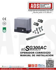 Manual de Instalacion, Manual de Instalacion Abrepuertas de Garage PRO1000.pdf, Puertas y Portones Automaticos S.A. de C.V.