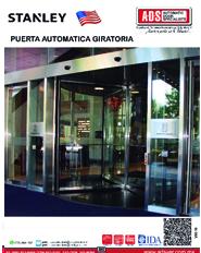 Catalogo Stanley Puerta Automatica Giratoria