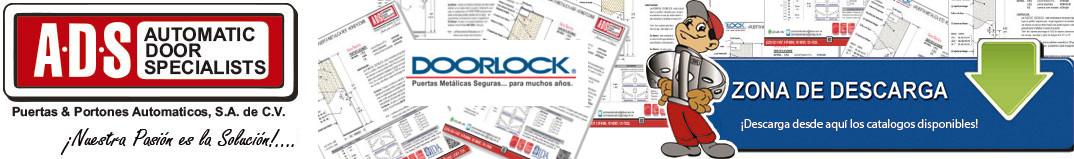 Descargas Doorlock, logo Doorlock