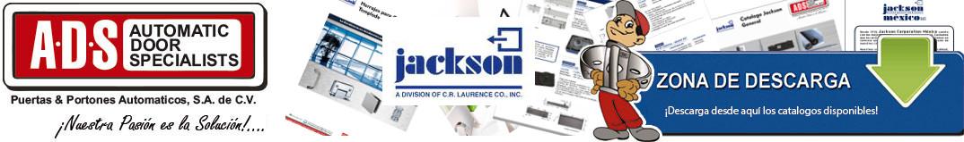 Logo Jackson, ADS Puertas & Portones Automaticos S.A. de C.V., ADS Puertas y Portones Automaticos S.A. de C.V.
