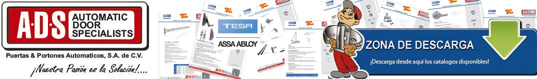 tesa logo, ADS Puertas Y Portones Automaticos